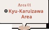 Kyu-Karuizawa Area